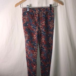 Tucker + Tate Floral Pants for Girls Size 8